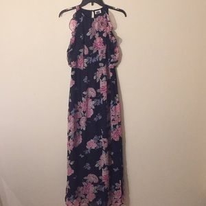 Old Navy Floral Maxi Dress - Size XS